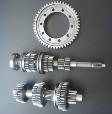 GEAR-X – Special Projects Motor Sports