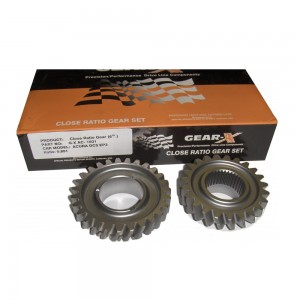 GXAC -1601 Alternative DC5 6th. Gear Ratio: 0.851
