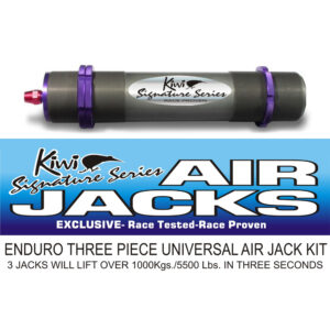 SSAJ -03 ENDURO AIR JACK KIT